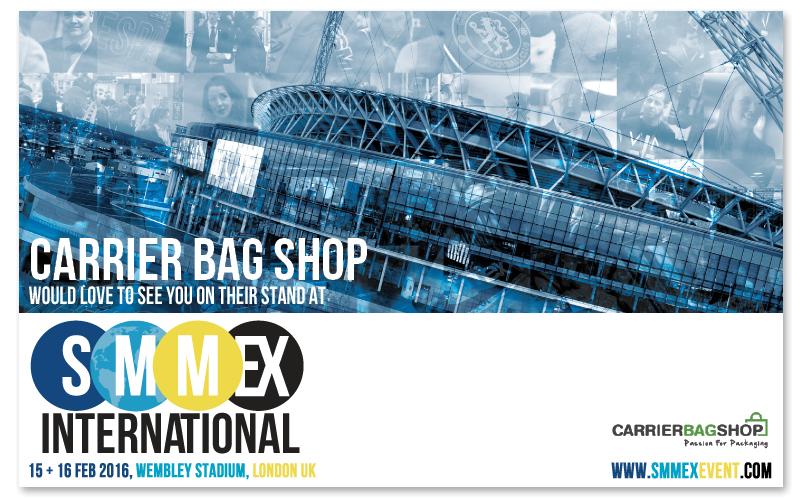 SMMEX Carrier bag shop