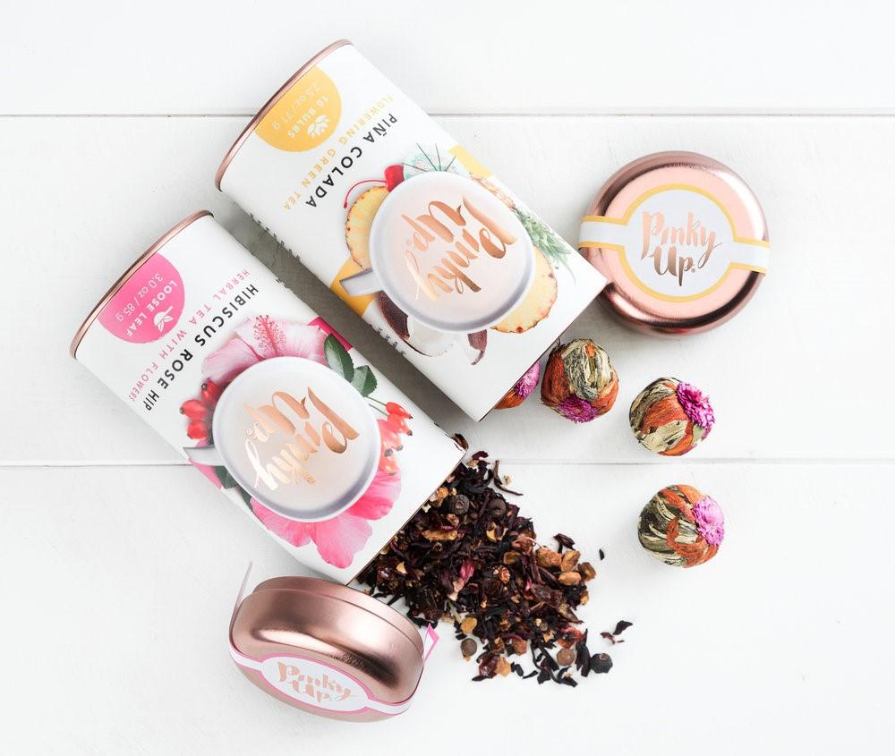pinky tea packaging 2