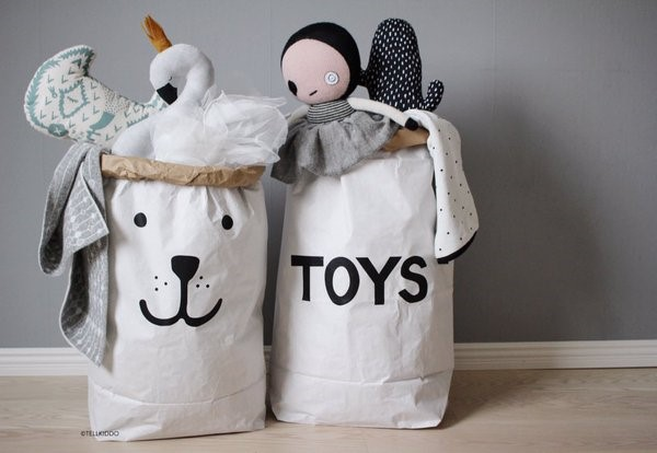 Toys Paper Bag