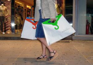Hanger Shopping Bag Designs