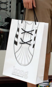 Kong Shoe Bag Designs