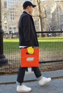 lego bag designs