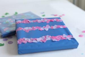 Wrapping Paper Confetti 2