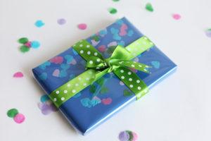 Wrapping Paper Confetti 4